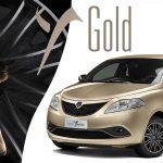 Nuova Ypsilon Gold con il noleggioShakeIT da106€al mese con bollo e assistenza stradale.