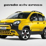 Nuova PANDA CITY CROSS