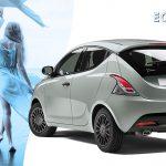 Nuova Ypsilon Ecochic GPL con il noleggio SHAKEITda99€al mese con bollo e assistenza stradale.
