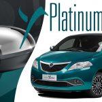 Nuova Ypsilon Platinum con il noleggioShakeIt da114€al mese con bollo e assistenza stradale.