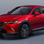 Mazda CX-3 1,8L diesel 115 CV 2WD Allestimento Executive da €199 al mese e valore futuro garantito
