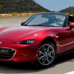 Mazda MX-5 con l'esclusiva formula Get&Drive